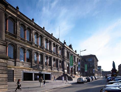 Garage Designs interior exterior plan national museum scotland