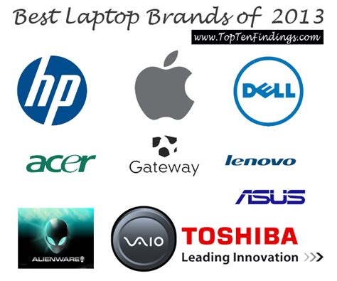 best laptop brand top 10 best laptops brands of 2013 top ten lists