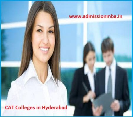 Mba Coaching Classes In Hyderabad by Mba Colleges Accepting Cat Score In Hyderabad Cat Hyderabad