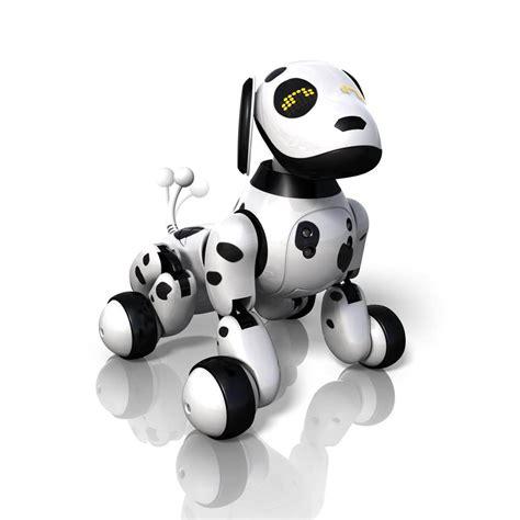 zoomer puppies zoomer interactive robo puppy gamesplus