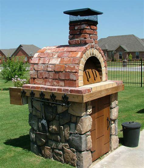 brickwood ovens the moon family wood fired diy brick