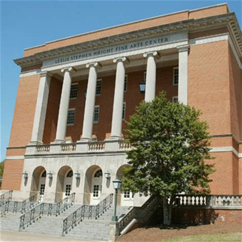 Samford Mba by Facilities School Of The Arts