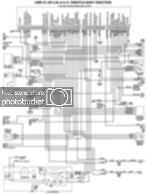 chevy tbi  engine wiring diagram wiring library