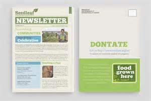 best newsletter design best print newsletter design 2012