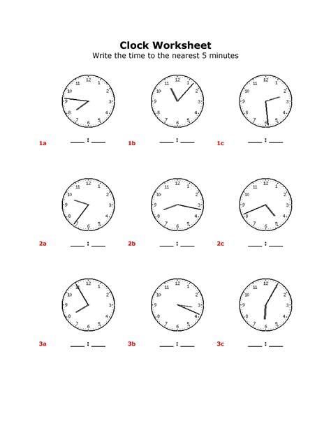 math worksheets time grade 5 new calendar template site