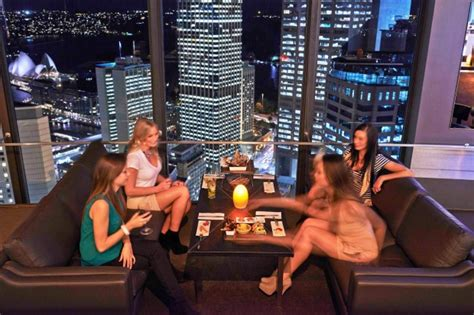 Top Ten Bars In Sydney by Sky High Australia S Best Bars With A View