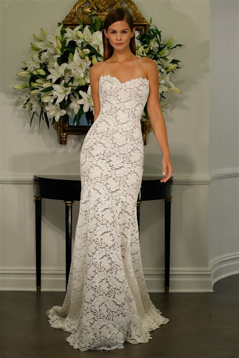 the biggest wedding trends for 2015 bridalguide the biggest gown trends from the 2015 bridal runway shows