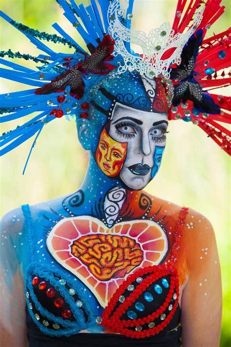 world bodypainting festival 2016 world bodypainting festival o festival mais colorido do