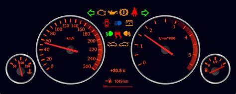 vw tiguan dashboard warning lights shelly lighting