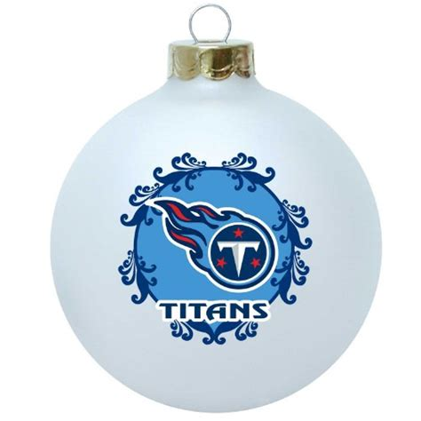 tennessee titans christmas ornament christmas titans
