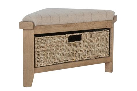 haxby dining occasional corner hall bench