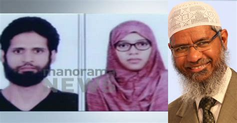 Printer Naik keralite brothers who joined is were influenced by zakir naik says their zakir naik
