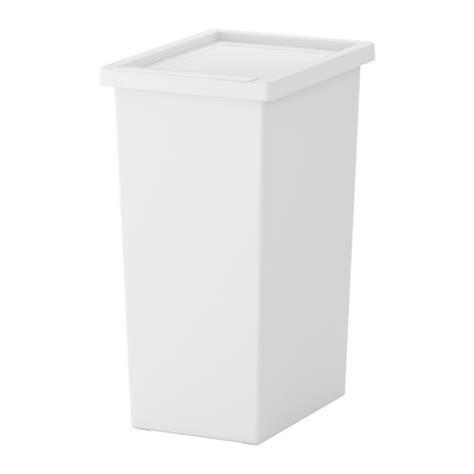 Kitchen Recycle Trash Can by Filur Tonne Mit Deckel 42 L Ikea