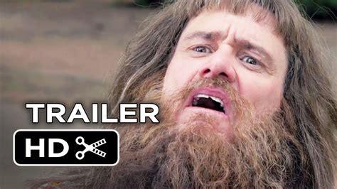 film komedi jim carrey dumb and dumber to trailer 1 2014 jim carrey jeff