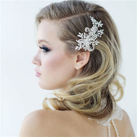 Wedding Hair Accessories Combs by Bridal Jewellery Wedding Accessories Boleros Veils