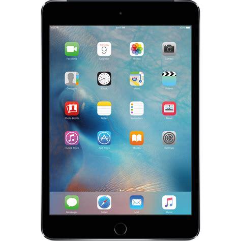apple gb ipad mini  wi fi  lte space gray mkdlla