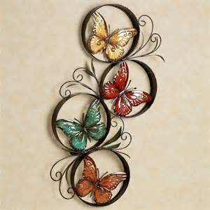Butterfly Wall Decor by Butterfly Jubilee Metal Wall