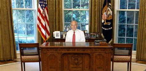 The Oval Office Desk Paul 2012 Posters 2012 Patriot