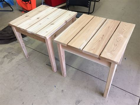 Small Deck Table Plans