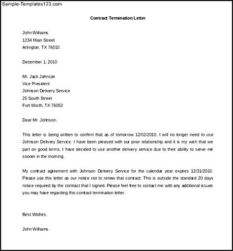 Electricity Connection Cancellation Letter Format Sle Letter For Cancellation Of Connection