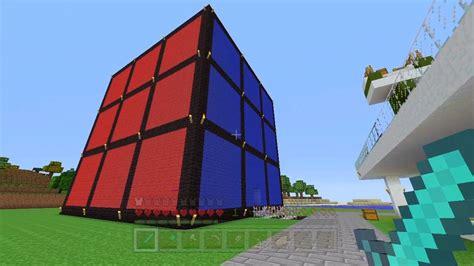 Minecraft Xbox   Giant Rubix Cube [87]   YouTube