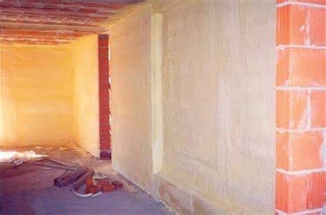 coibentazione pareti interne realizzare la coibentazione pareti interne isolamento