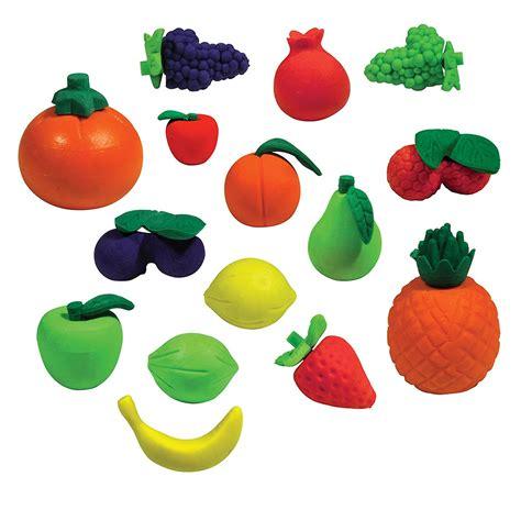 fruit erasers fresh fruit 3d eraser shop geddes