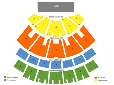caesars colosseum seating the colosseum caesars palace seating chart events in
