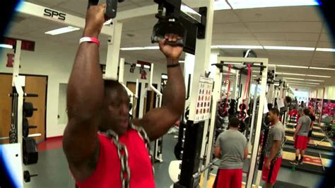 alabama football weight room r football show the in the rutgers football weight room