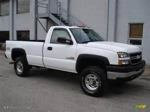 2006 chevrolet silverado 2500hd information and photos