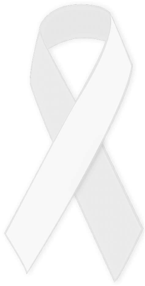 what color is the lung cancer ribbon the 6 cancer ribbon colors and how to wear them