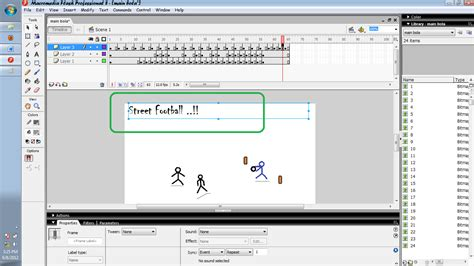 tutorial flash mx 2004 tutorial animasi macromedia flash mx 2004