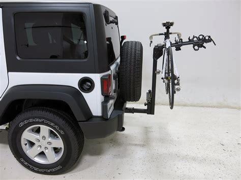 Jeep Bike Racks by Jeep Wrangler Sportrack Ridge Swing 4 Bike Rack 2