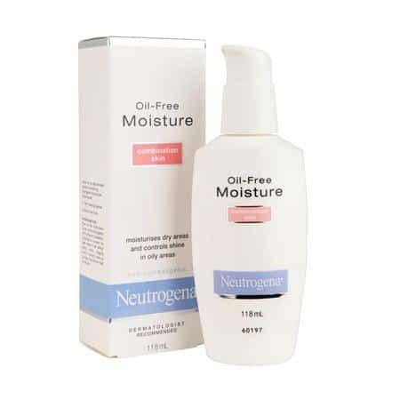 Pelembab Neutrogena 10 merk pelembab wajah untuk kulit kombinasi yang bagus