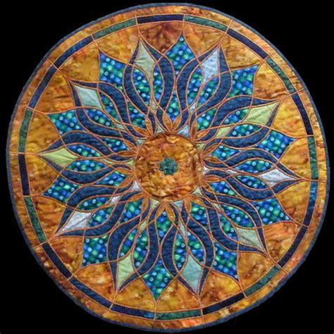 mosaic mandala pattern mosaic mandala quilt