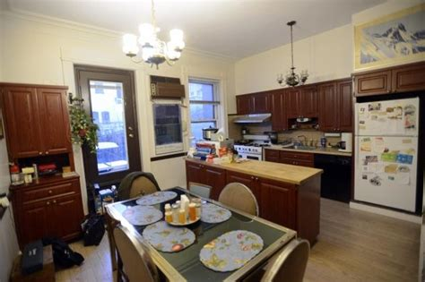 Dining Room Turned Into Kitchen Park Slope S Montgomery Place Gets Back To Its Rich Roods