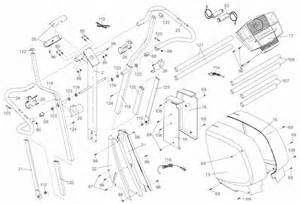 nordictrack nte13920 parts list and diagram ereplacementparts