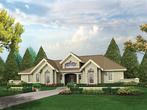 southwestern home plans pomona park southwestern home plan 007d 0166 house plans