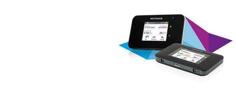 Wifi Portable mobile hotspots portable wifi netgear