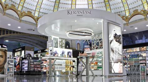 Sho Kerastase l or 233 al launches k 233 rastase into americas travel retail