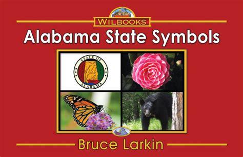 a state books alabama state symbols grade book wilbooks