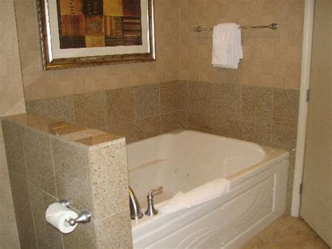 hotel room with bathtub bathroom jetted tub picture of platinum hotel and spa