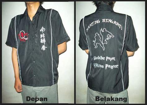 desain jaket silat konveksi baju murah surabaya baju seragam perguruan