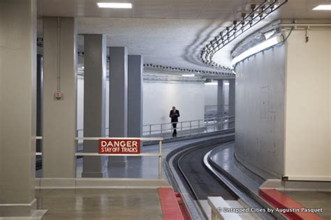 the at the us capitol subway system in