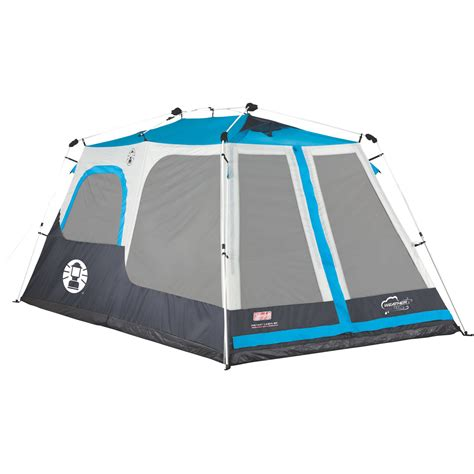 Coleman Instant 8 Cabin Tent by Coleman Instant Cabin Tent 8 Person 2000015607 B H Photo