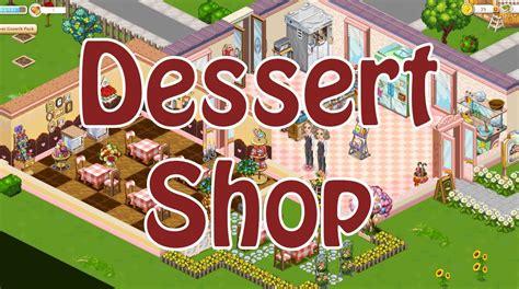 Play Desserts Shop dessert shop on beginner s gameplay