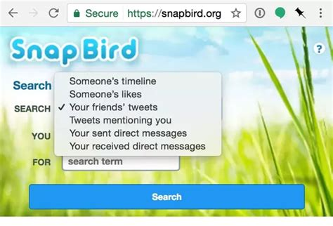 How To Search S Tweets How To Search Tweets Only From You Are Following