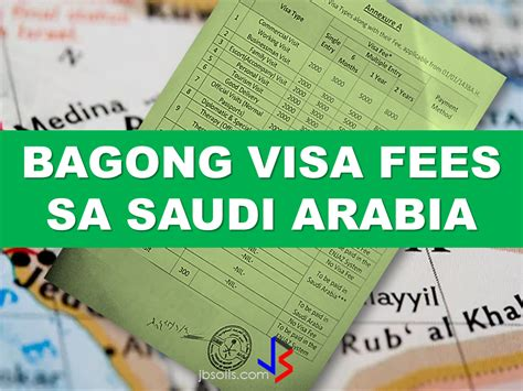 visa during new year saudi arabia visa types and their new fees