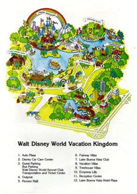 2719 hyperion: theme parkeology 101: disney world 1979