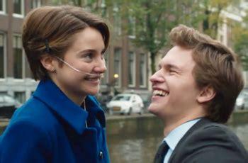 film remaja mengharukan kena kanker shailene woodley temukan cinta di trailer